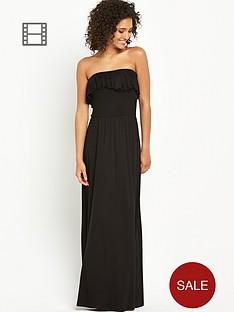 south-frill-bandeau-maxi-dress