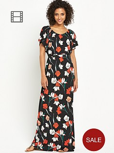 south-poppy-print-maxi-dress