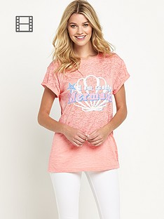 south-slub-slogant-shirt-pink
