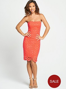 myleene-klass-large-broderie-bandeau-dress