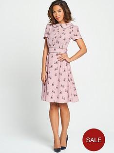 myleene-klass-flamingo-tea-dress