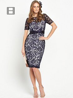 berkertex-guipure-lace-contrast-dress