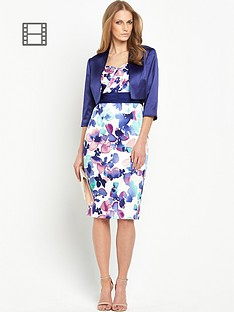 berkertex-printed-satin-dress-with-bolero
