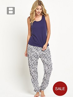 definitions-lounge-boho-pyjamas