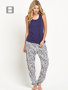 definitions-lounge-boho-pyjamas