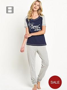 sorbet-need-more-sleep-cuffed-pyjamas