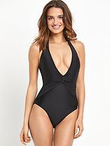 Twist Front Swimsuit