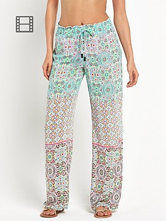 resort-sheer-printed-beach-trousers