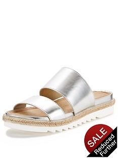 carvela-klamp-leather-slide-sandals