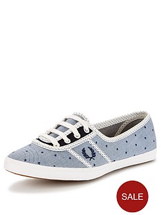 fred-perry-aubrey-shirting-canvas-shoes