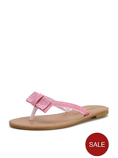 freespirit-alice-girls-glitter-bow-sandals
