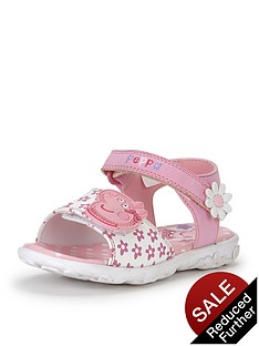 peppa-pig-younger-girls-flower-sandals