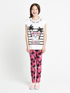 freespirit-girls-cat-top-and-leggings-set