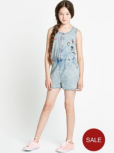 freespirit-girls-acid-wash-chambray-playsuit