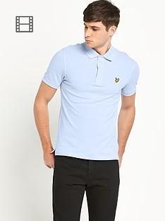 lyle-scott-mens-pique-polo-shirt