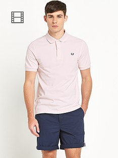 fred-perry-mens-plain-polo-shirt