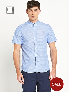 fred-perry-mens-polka-dot-shirt
