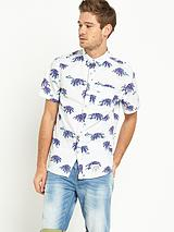 Mens Southbank Surf Short Sleeve Shirt
