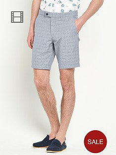 ted-baker-mens-cotton-check-shorts