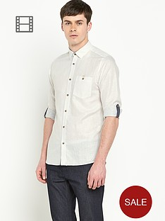 ted-baker-mens-long-sleeve-linen-shirt