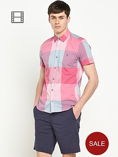 ted-baker-mens-large-scale-check-short-sleeve-shirt