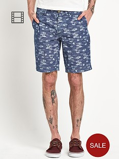 only-sons-mens-vuk-all-over-print-shorts