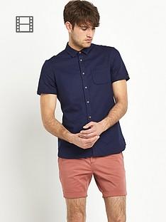 goodsouls-mens-short-sleeve-linen-mix-shirt