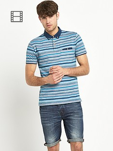 goodsouls-mens-jacquard-polo-shirt