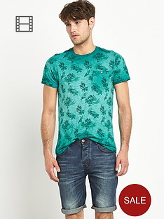 goodsouls-mens-oil-wash-floral-printed-t-shirt