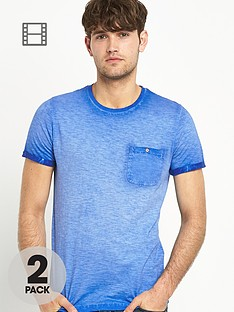 goodsouls-mens-oil-wash-t-shirts-2-pack