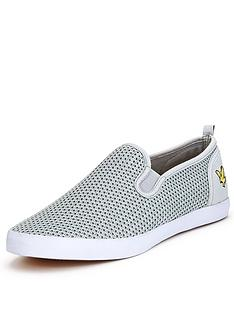 lyle-scott-cally-mesh-slip-ons