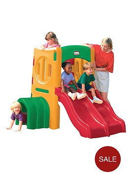 little-tikes-twin-tunnel-slide-climber