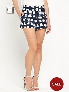 definitions-printed-shorts