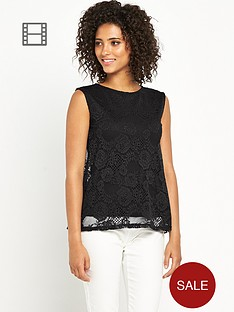 definitions-jersey-lace-top