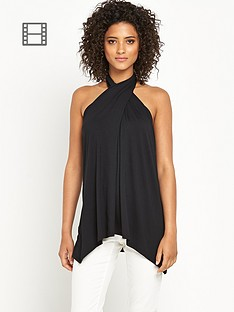 definitions-wrap-halter-tunic