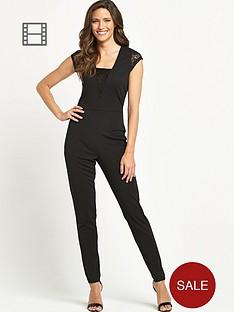 savoir-lace-sleeve-jumpsuit