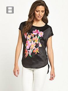 savoir-floral-print-top