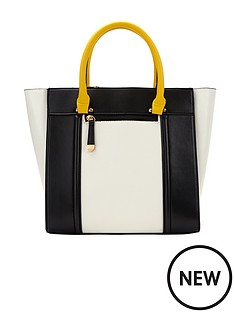coleen-colour-block-winged-tote