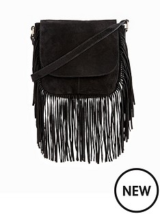 suede-fringed-crossbody-bag-black