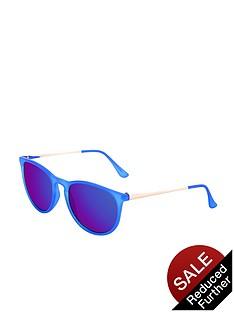 paint-pot-clubmaster-style-sunglasses-blue