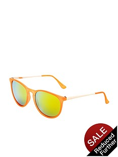 paint-pot-clubmaster-style-sunglasses-orange