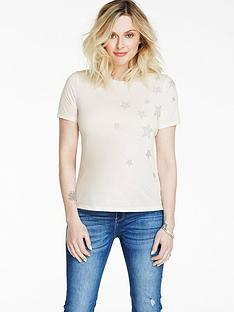 fearne-cotton-embellished-star-t-shirt