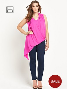 so-fabulous-asymmetric-sleeveless-wrap-blouse