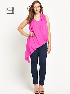 so-fabulous-asymmetric-sleeveless-wrap-blouse