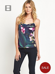 ted-baker-printed-scallop-edge-cami