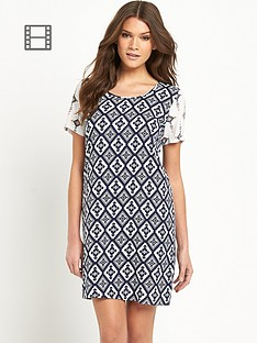 vila-africana-shift-dress