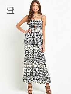 vero-moda-vm-mindi-smock-maxi-dress
