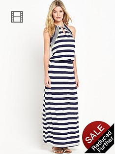 south-printed-halter-maxi-dress