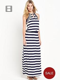 south-tall-printed-halter-maxi-dress