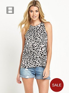 south-printed-pintuck-vest-top